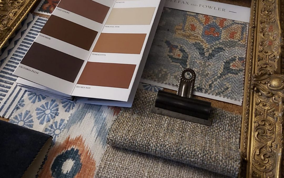 Choosing Fabrics for your home