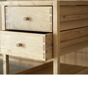 Barnby Design Dalton Desk detail
