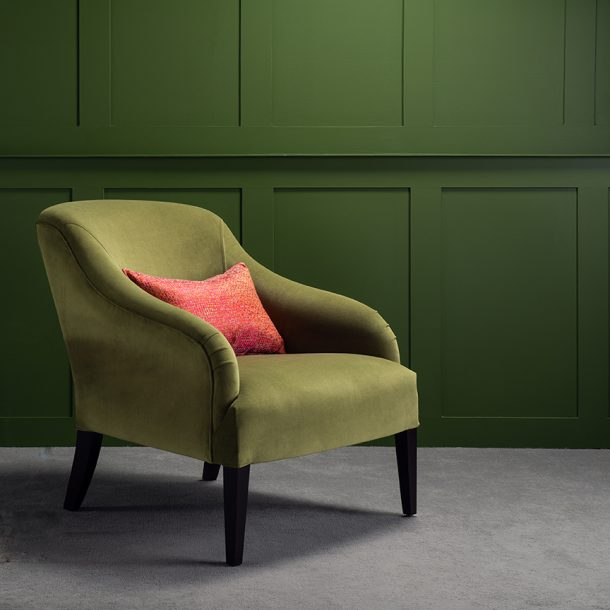 Charles Chair by Delcor