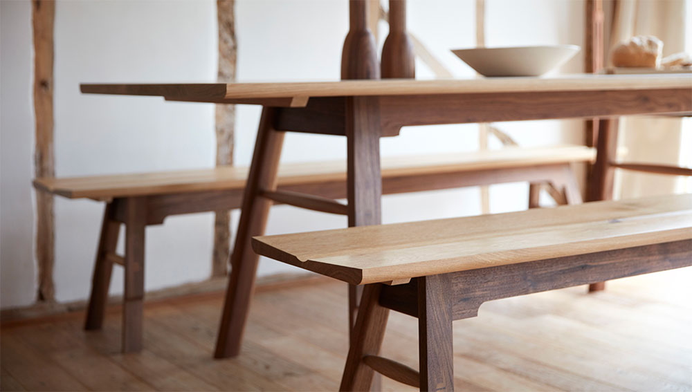 Barnaby Design Mason Table