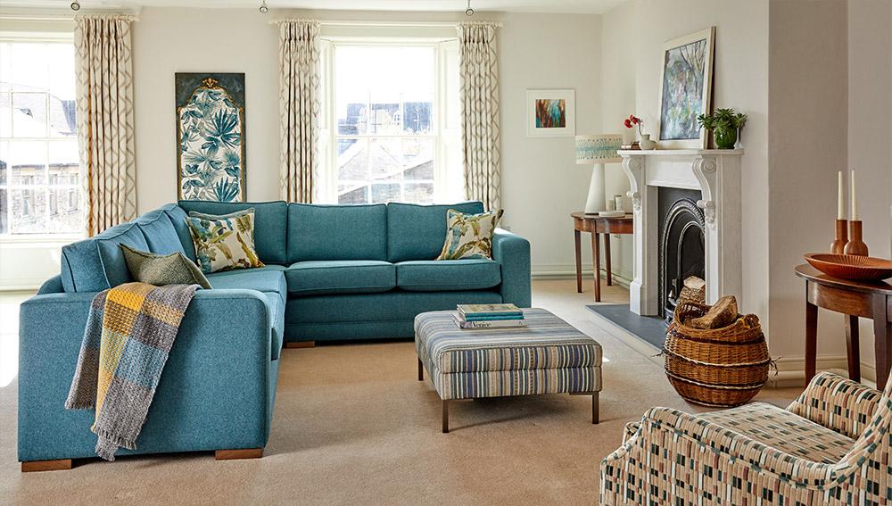 Delcor Boxer Corner Sofa